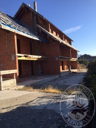 Complesso Residenziale in corso di costruzione nel Comune di Sarre