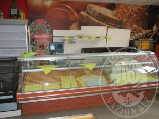LOTTO UNICO 2 - SUPERMERCATO - ATTREZZATURE E ARREDO PER ATTIVITA' COMMERCIALE