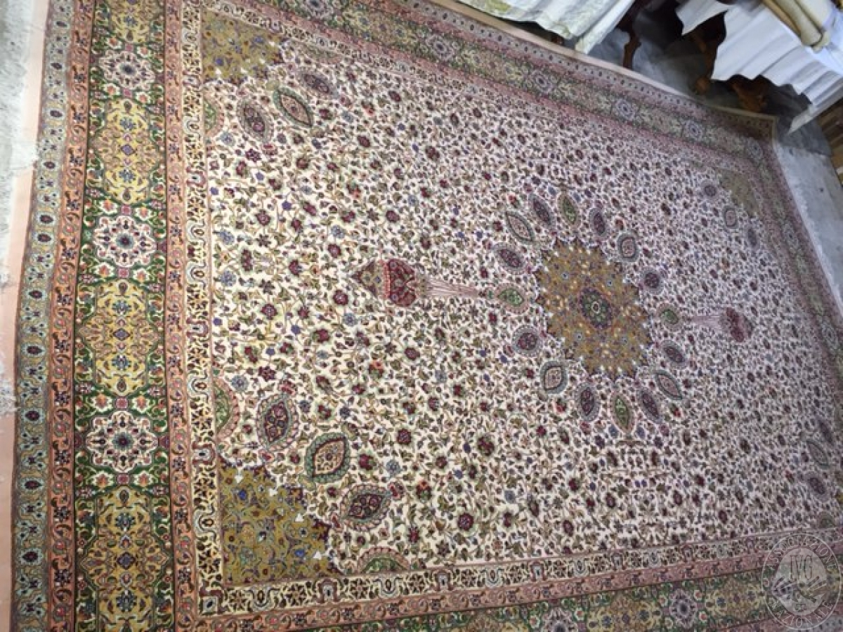 Tappeto persiano Tabriz originale (prezzo ribassato)