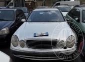 Autovettura Mercedes Classe E