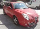 Autovettura Alfa Romeo Mito  tg. DT403PV