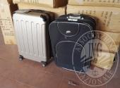 quantitativo di valigie, trolley, borse