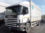 Rif. 14) Scania 94d 260 provvisto di pedana   GARA DI VENDITA VENERDI' 19 LUGLIO 2019  VISIBILE IN MONTE SAN SAVINO (AR)