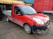 Fiat Doblò WORK UP anno 2012  GARA DI VENDITA 6 OTTOBRE 2018