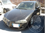 AUTOVETTURA ALFA ROMEO 147, TARGATA EA *** **;
