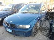 AUTOVETTURA BMW 330 D , TARGATA BX *** **