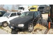 VW GOLF TG. BH 294 AC, ANNO 2000, BENZINA, MUNITA DI CARTA DI CIRCOLAZIONE E SPROVVISTA DI CDP