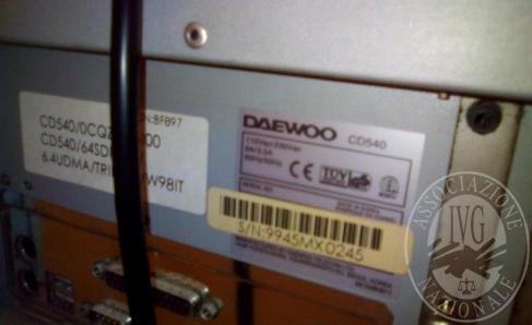 COMPUTER DAEWOO