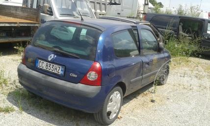 Autovettura Renault Clio 1.5 D